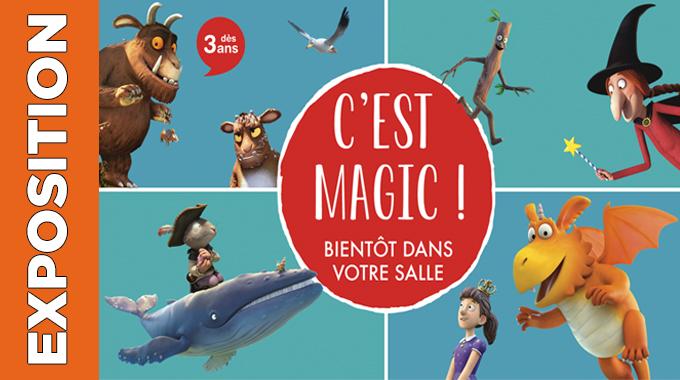 Photo du film Dans la forêt enchantée de Oukybouky